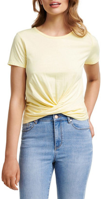 Forever New Wanda Cross Over Front Top