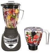 Oster Precise Blend 700 Blender Plus Food Chopper - Gunmetal BLSTTA-GFP