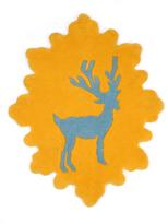 Deer Silhouette Rug