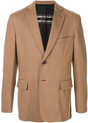 Brioni single-breasted blazer