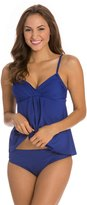 Kenneth Cole Sunset Cliffs Flyaway Tankini 8118863