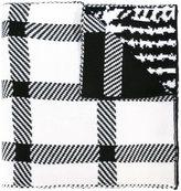 Barbara Bui multiple pattern scarf