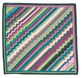 Missoni Woven Printed Pocket Square