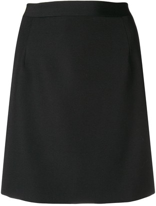 Alessandra Rich fitted mini skirt