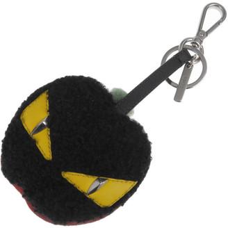 Fendi Multicolor Bag Bug Monster Bag Charm and Key Holder