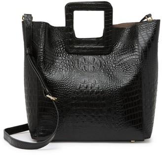 Tmrw Studio Tony Leather Medium Satchel Bag