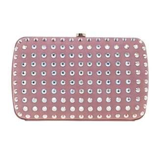 Gucci \N Pink Suede Clutch bags