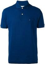 Ballantyne chest logo polo shirt - men - Cotton - M
