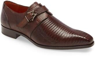 Mezlan Athens Monk Strap Shoe