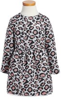 Little Marc Jacobs Girl's Leopard Spot Party Dress