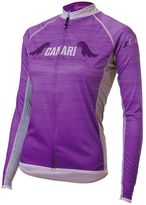 Canari Women's Arya Full-Zip Raglan Cycling Jersey