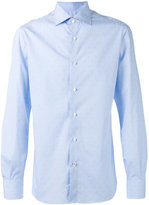 Isaia classic shirt - men - Cotton - 39