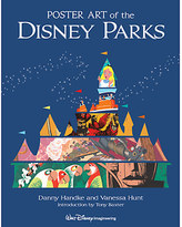 Disney Poster Art of the Parks Book