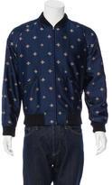 Gucci Bee Jacquard Jacket w/ Tags