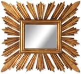 3R Studio Rectangular Sunburst Mirror