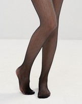 Leg Avenue Dotted Net Tights
