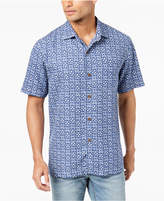 Tommy Bahama Men's Juno Beach Geo-Print Silk Shirt