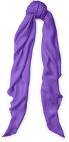 Ralph Lauren Equestrian Silk-Wool Scarf