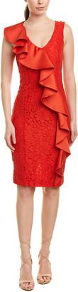 Nissa Sheath Dress