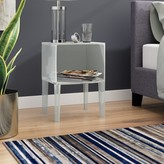 Kartell Ghost Buster Nightstand Color: Transparent Crystal