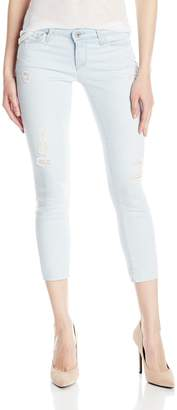 AG Adriano Goldschmied Women's the Stilt Crop Cigarette Jeans