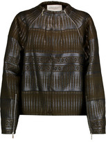 Amanda Wakeley Metallic Jacquard Jacket