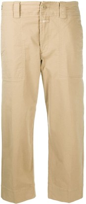 Closed Josy straight-leg trousers