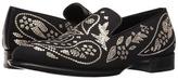 Alexander McQueen Embroidered Slip-On Men's Slip on Shoes