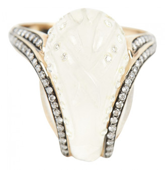 Noor Fares Gold Pink gold Rings