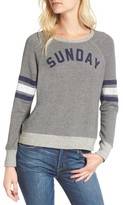 Sundry Women's Sunday Funday Sweatshirt