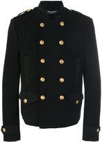 Dolce & Gabbana military jacket - men - Cotton/Polyamide/Viscose/Virgin Wool - 48