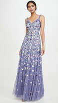 Needle & Thread Wildflower Sequin Gown