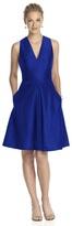 Alfred Sung - D610 Bridesmaid Dress in Royal