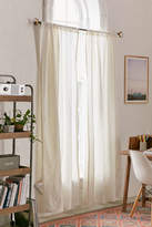Urban Outfitters Cotton Slub Curtain
