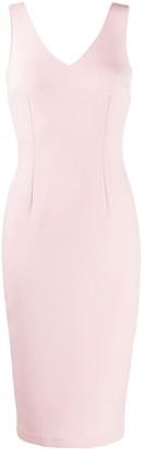 Styland pencil midi dress