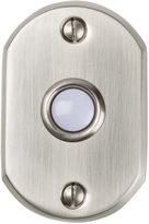 Rejuvenation Round Horizontal Doorbell Button