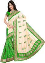 Swara Bollywood Party Wear Indian Ethnic Cotton Silk Designer Sari Wedding Saree