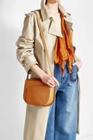 Valextra Leather Shoulder Bag