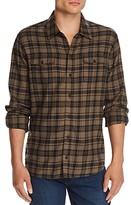 Paige Everett Plaid Regular Fit Flannel Shirt
