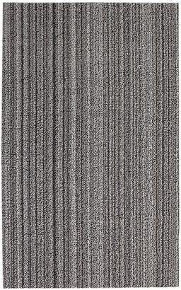 Chilewich Skinny Stripe Shag Rug - Birch - 46x71cm