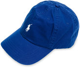 Polo Ralph Lauren logo embroidered cap - men - Cotton - One Size