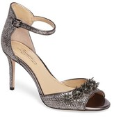 Imagine by Vince Camuto Women's Prisca Embellished Sandal