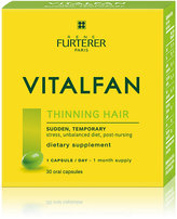 Rene Furterer Women's Vitalfan Dietary Supplement - Sudden