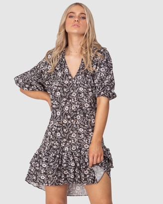 Three of Something Gia Floral Chance Dress