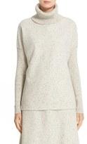 Lafayette 148 New York Women's Donegal Wool Jersey Sweatshirt Turtleneck