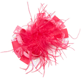 Pink Feather Boutique Bow Clip