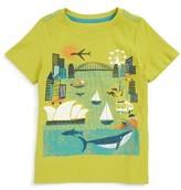 Tea Collection Toddler Boy's Sydney Harbor Graphic T-Shirt