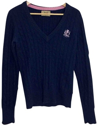 Juicy Couture Blue Cashmere Knitwear for Women