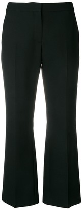 Alexander McQueen Kickback trousers