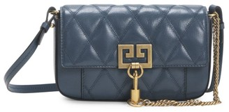 Givenchy Mini Pocket Quilted Leather Belt Bag